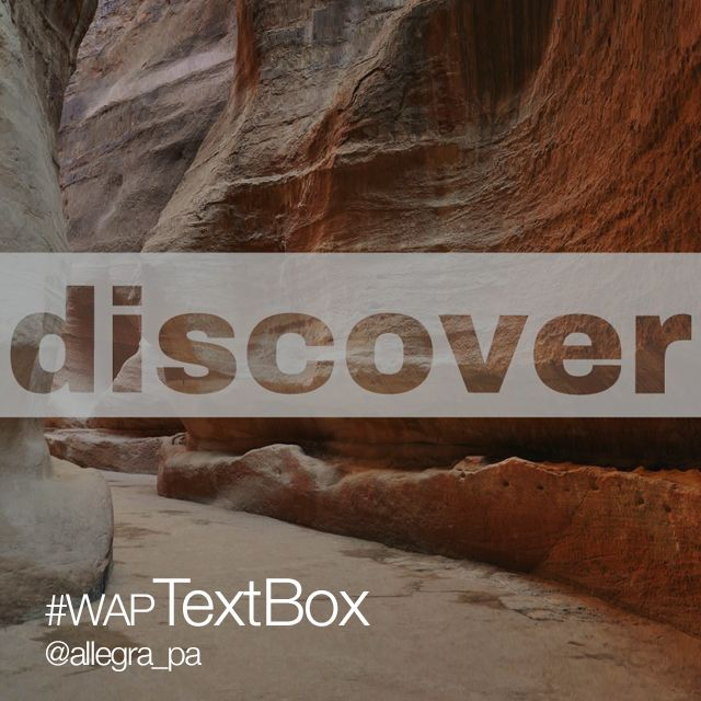 Get creative with words for the text box weekend art project for Weekend art projects