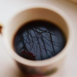 photography food coffee mirror