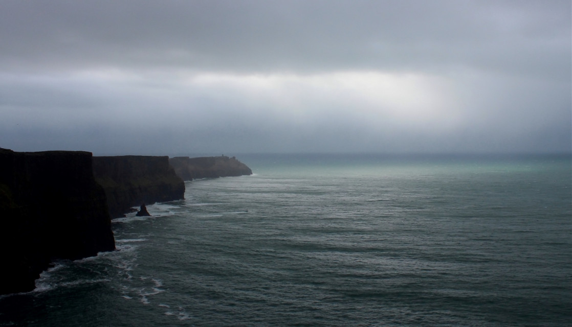 #waphorizon at Cliffs of Moher #Ireland
