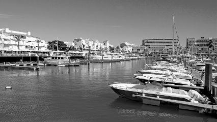 boats sony holiday portugal blackandwhite