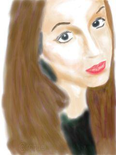 drawing art artisticselfie