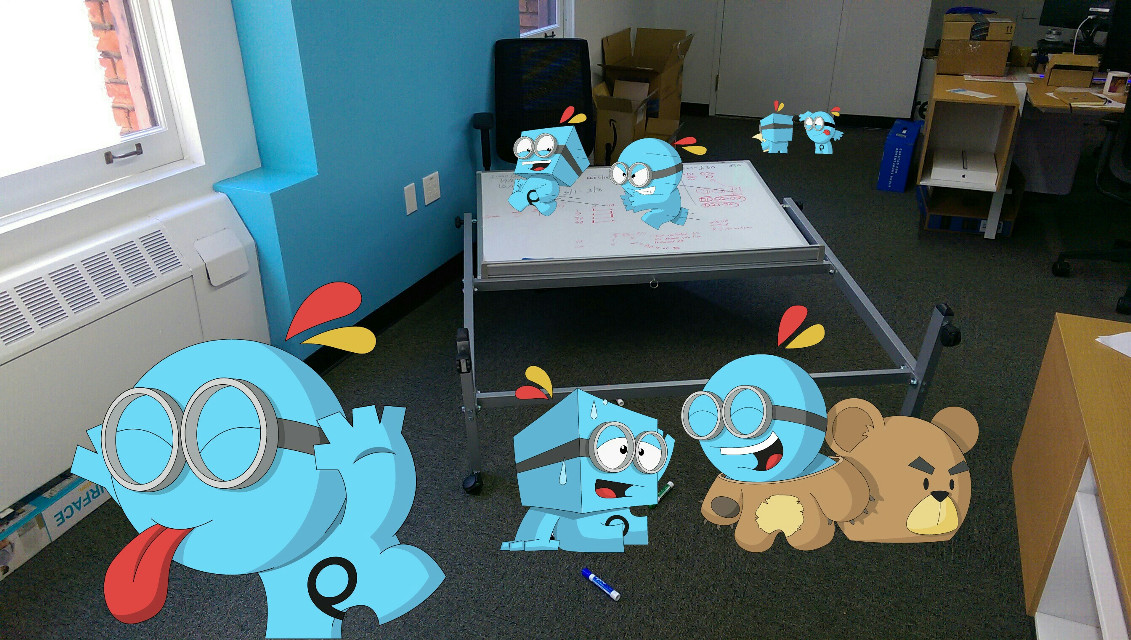 The vandals who trashed our San Francisco office have been identified from a camera they left behind! www.ow.ly/L5c0R   Happy April Fools' Day! ;] #AprilFools