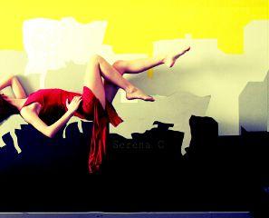 colorful colorsplash freetoedit hdr levitation