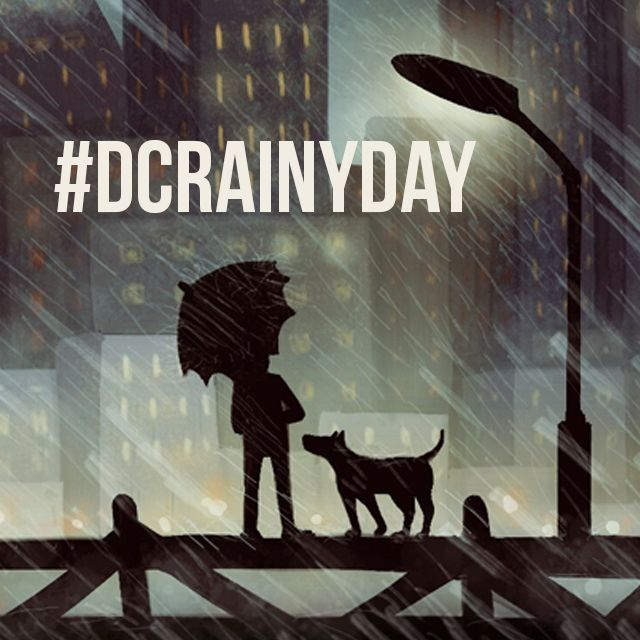 draw a rainy day drawing contest