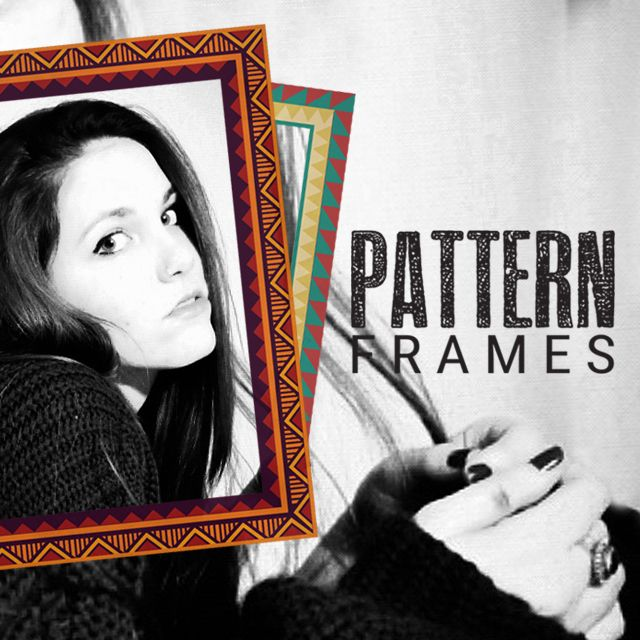 pattern frames package