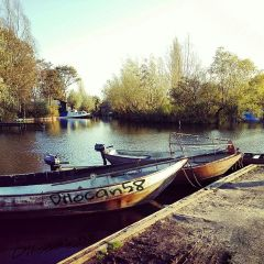 kayik boat holland life schiebroek