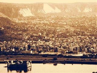 travel photography vintage city jaipur