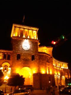 clock time yerevan