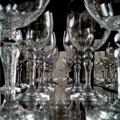 glass hdr photography retro vintage