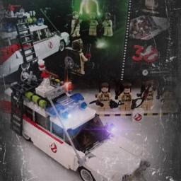 cars photography movie ghostbusters