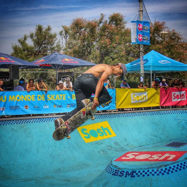 #hdr #skateboarding #soshfreestylecup #photography #people