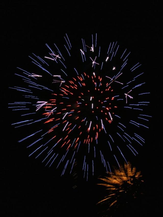 #fireworks  #colorful #summer