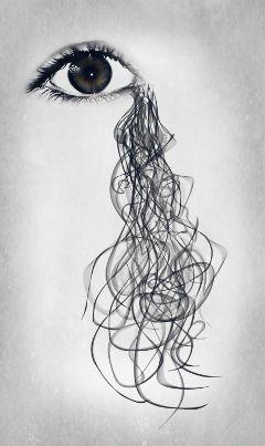 emotions smoke artistic