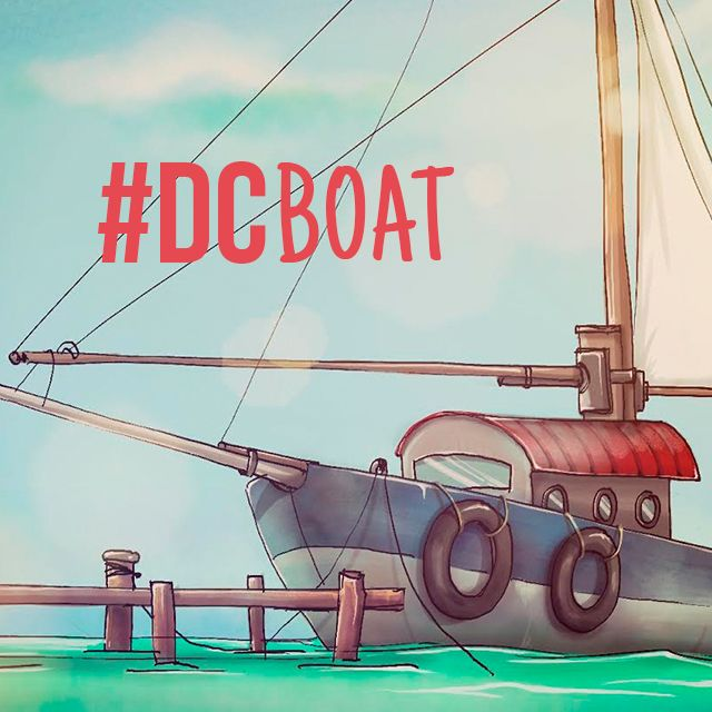 boat drawing contest