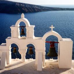 santorini greece travel beautiful summerstory