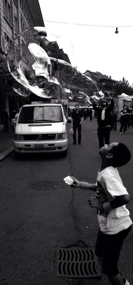 bubbles #child #bern
