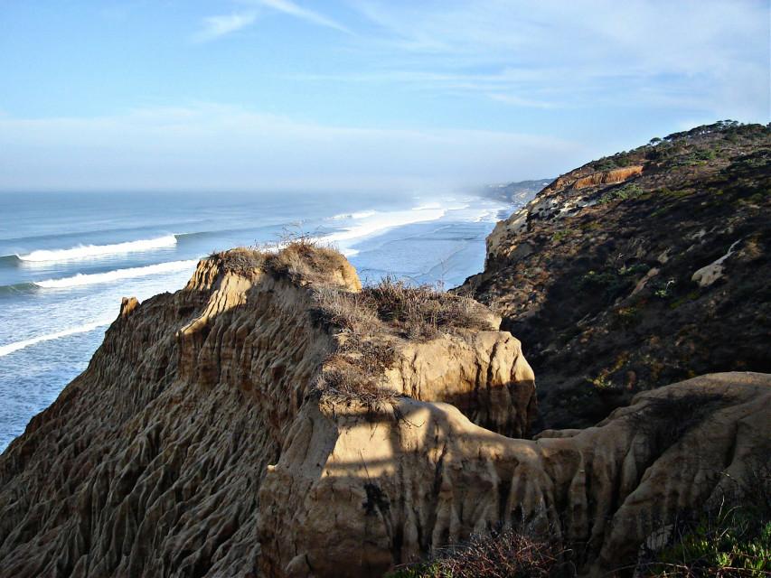 #torryPines #ocean #waves