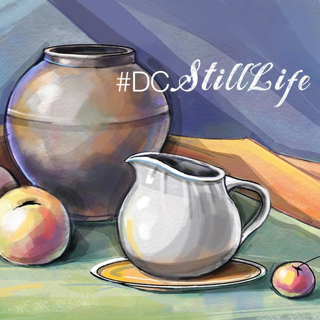still life drawing contest