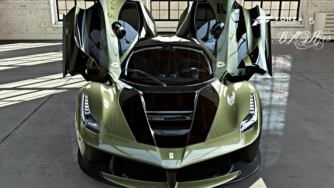 #laferrari #forzamotorsport5 #forzamotorsport #forzalife #forzaworld #forza5 #photooftheday #caroftheday #carswithoutlimits #carporn #wheels #rims #engine #horsepower #exoticcar #exotic #exoticcars #badmachines #amazing_cars #ferrari