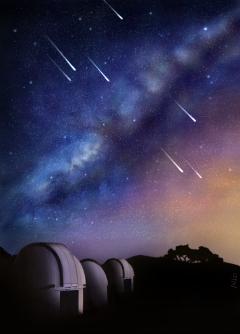 dcnightsky drawing sky night stars