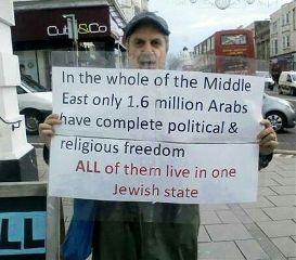 israel islam rights