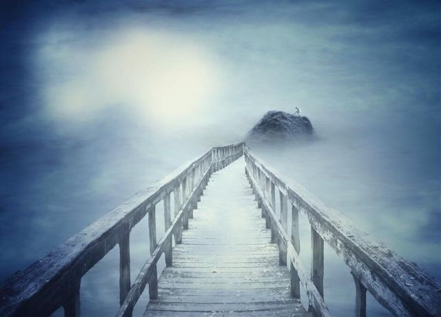 Bridge photo editing art by melissa_vincent