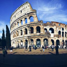 skyline travel rome photography city