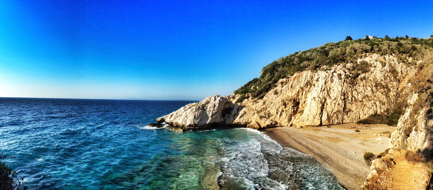 #samosisland #greece #seitanibeach