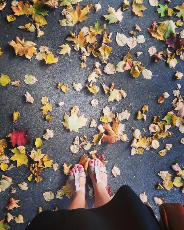 #осень..) в юбках!!))